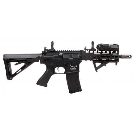 Fusil M4 San Diego Custom AEG Full Metal Duel Code - Noir