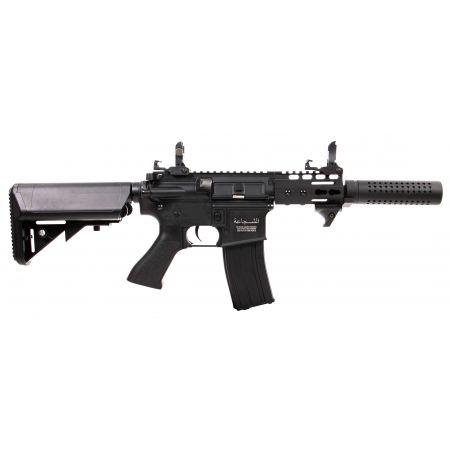 Fusil M4 St. Monica Custom AEG Full Metal Duel Code - Noir