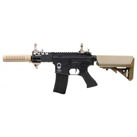 Fusil M4 St. Monica Custom AEG Full Metal Duel Code - Tan