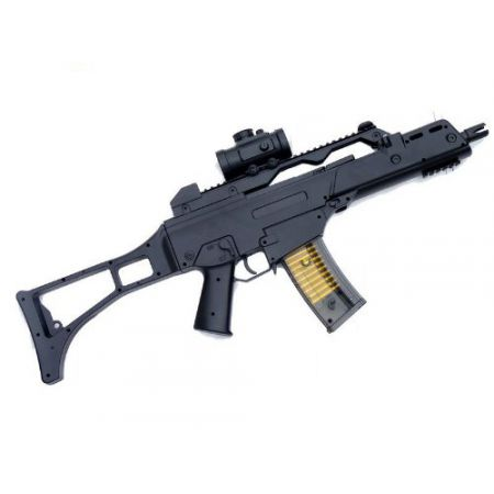 Fusil M41G Type G36 Spring Noir + Lunette Red Dot - Double Eagle - PL-SP-AC80034
