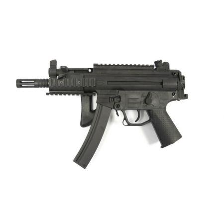 Fusil MP5 AEG GSG 522 PK Full Metal Crosse Retractable - 130919