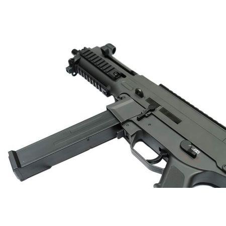 Fusil Pistolet Mitrailleur UMG UMP45 AEG (UMP 45) M89A EE Double Eagle Noir - PAL-AEG-0344