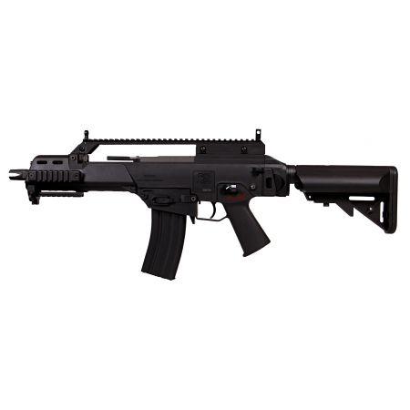 Fusil S&T G316C-M4 (Hybride G36 M4) AEG Blowback - Noir