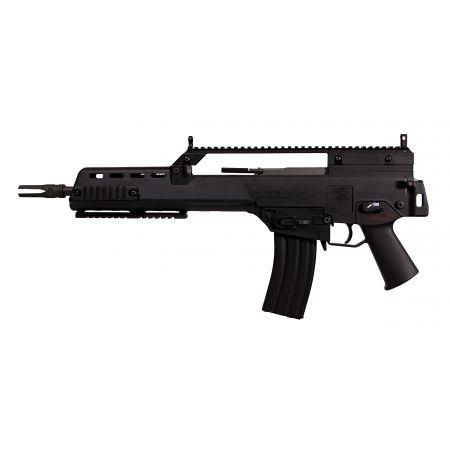 Fusil S&T G316EM-M4 DMR (G36 M4) AEG Blowback - Noir