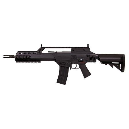 Fusil S&T G316EM-M4 Sniper (G36 M4) AEG Blowback - Noir