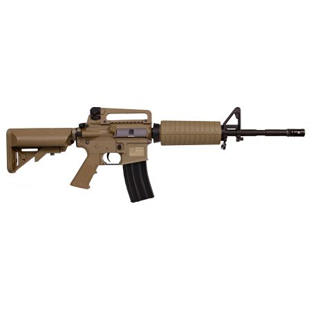 Fusil S&T M4A1 G2 (M4 A1) AEG - Tan