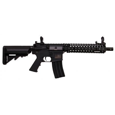 Fusil S&T M4DD G2 AEG RIS Metal 10 Pouces - Noir