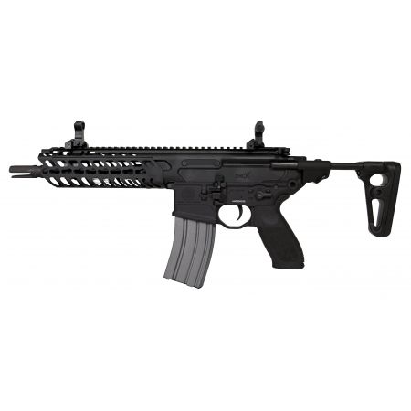 Fusil Sig Sauer MCX AEG Full Metal VFC Cybergun Noir - 280937