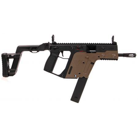 Fusil SMG Kriss Vector GEN 2 AEG Bi Ton Noir & Tan - Krytac