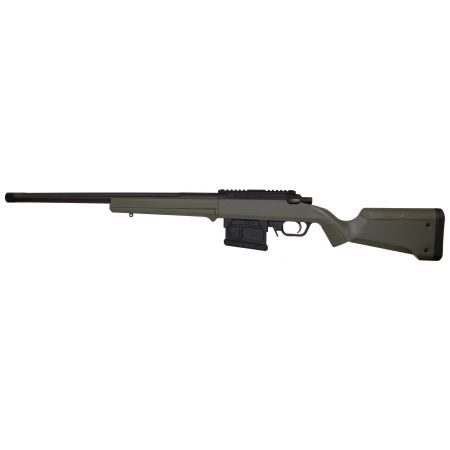 Fusil Sniper Amoeba Striker S1 AS-01 Spring VSR10 OD ARES - AS01-OD