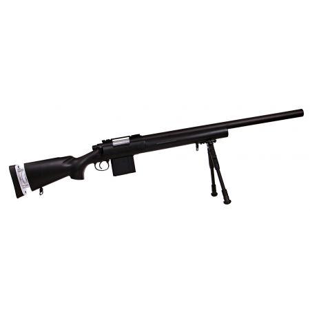 Fusil Sniper M24 SAS04 (SAS 04) Spring Bolt Swiss Arms Noir - 280732