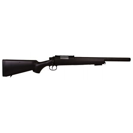 Fusil Sniper M52 Tactical Spring Bolt Double Eagle EE - Noir