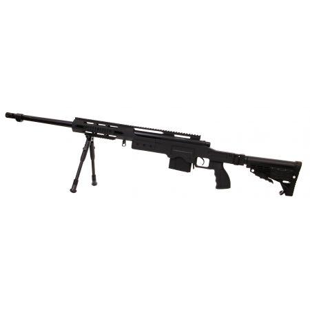 Fusil Sniper MSR SA012 (SA 012) Spring Bolt Swiss Arms Noir - 280735