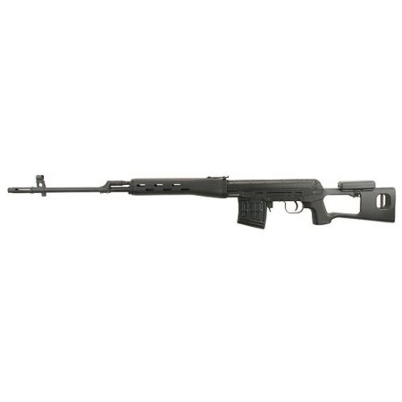 Fusil Sniper Rifle Dragunov Kalashnikov SVD Bolt Co2 King Arms 120300