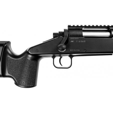 Fusil Sniper Rifle McMillan M40A3 (M40 A3) Bolt Spring ASG Noir 18556