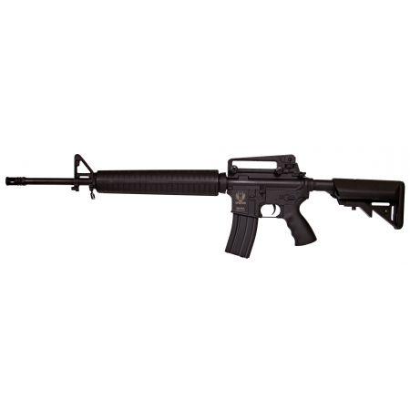 Fusil Spartan A&K M16 Delta SX16A3 AEG (Électrique) Noir - 680907