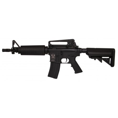 Fusil Spartan A&K M4 A1 (M4A1) Delta SX33 AEG (Électrique) Noir 680903