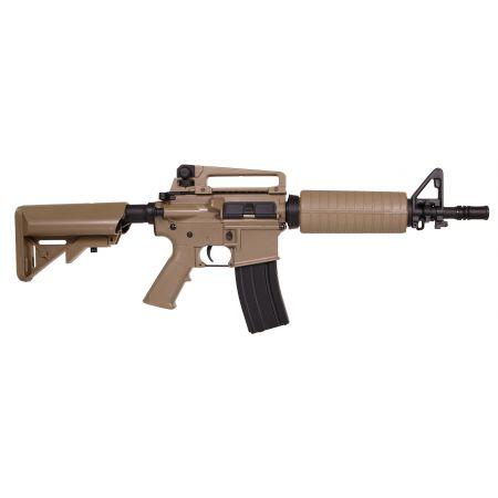 Fusil Spartan A&K M4 A1 (M4A1) Delta SX33 AEG (Électrique) Tan 680904