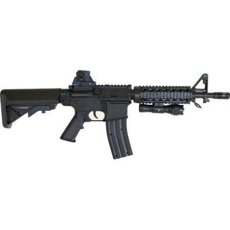 Fusil Spring Colt M4 A1 CQBR Avec Lampe Tactique 180718