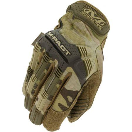 Gants Protection Mechanix Tactical M-Pact (MPact) Camo Woodland MPT-77