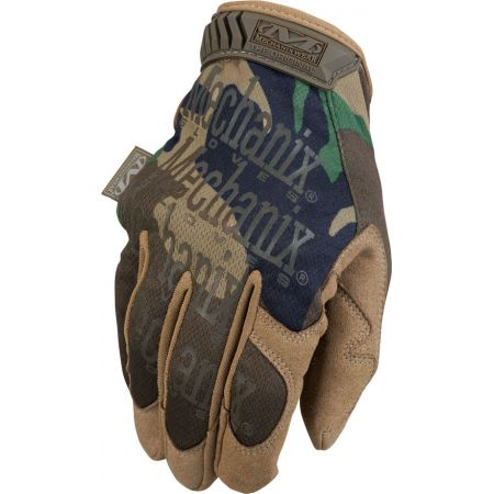 Gants Protection Mechanix Tactical The original Camo Woodland MG-77