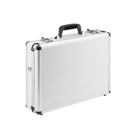 Grande Mallette Transport Protection en Aluminium 46x34x11cm - MAL701