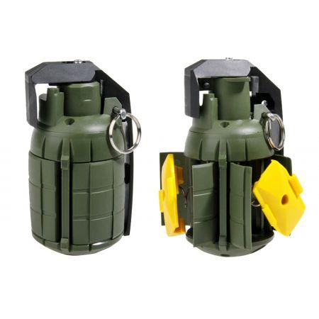 Grenade Ananas Mécanique Fragmentation Nuke ADG Airsoft - ADG001