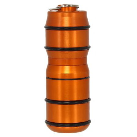Grenade GZ Typhoon Impact Aluminium - 120 Billes Z-Parts Orange - 633516