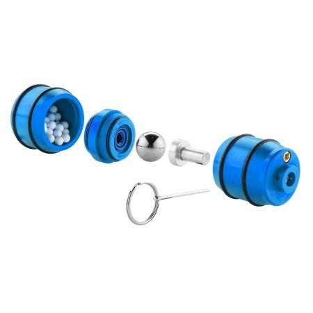 Grenade GZ Z-Grenade 120 Billes en Aluminium Z-Parts - Bleue - AIR1472
