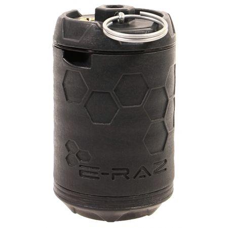 Grenade Impact E-RAZ 360° Gaz 100 Billes Grise Z-PARTS - A69361G