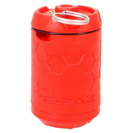 Grenade Impact E-RAZ 360° Gaz 100 Billes Rouge Z-PARTS - A69361R