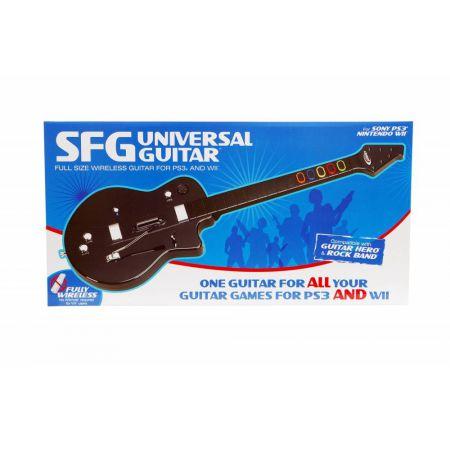 Guitare Ps3 Wii Datel