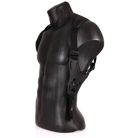 Harnais Pour Holster Épaule Rigide Droitier Polymère Noir - Amomax