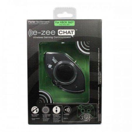 Haut Parleur + Micro E-Zee Chat Xbox 360 Sans Fil - EZCX1
