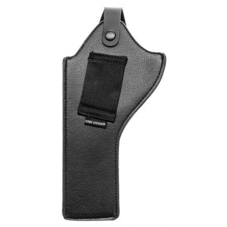 Holster Ceinture Cuir Revolver Dan Wesson 715 6 à 8 Pouces Noir 19243