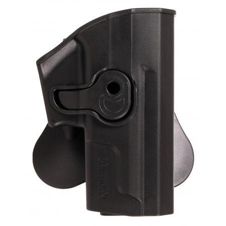 Holster Droitier Rigide CQC Répliques Type SP2022 Amomax - Noir