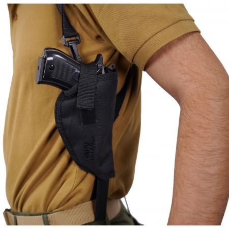 Holster Epaule Horizontal Noir Swiss Arms 603612