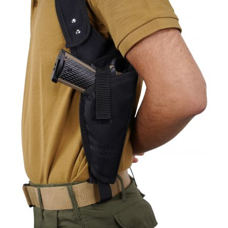 Holster Epaule Vertical Noir Swiss Arms 603613