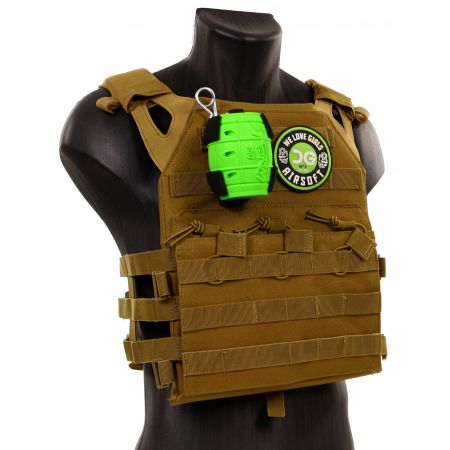 Holster pour Grenade Impact Storm 360° Airsoft Elements - 80020