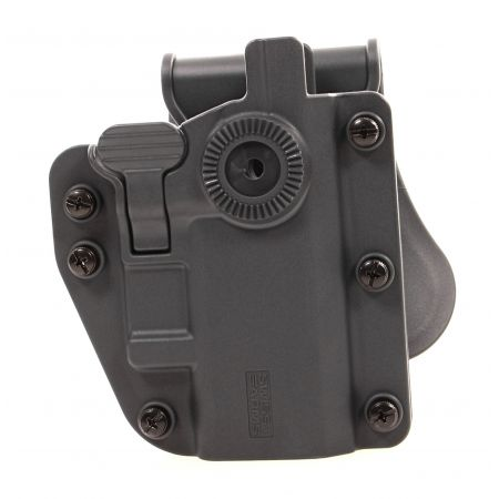 Holster Rigide CQC ADAPT-X Universel Ambidextre Swiss Arms Grey 603672