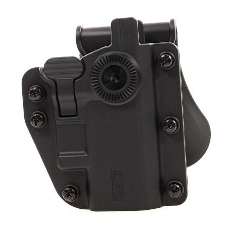 Holster Rigide CQC ADAPT-X Universel Ambidextre Swiss Arms Noir - 603659