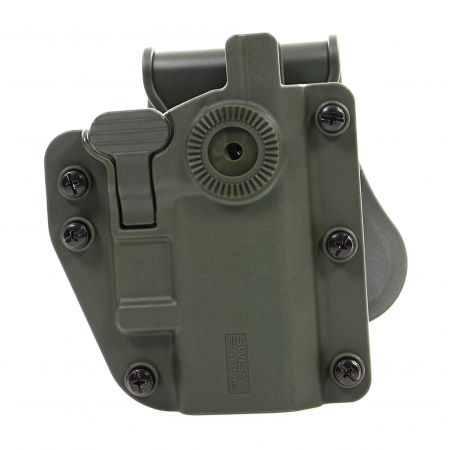 Holster Rigide CQC ADAPT-X Universel Ambidextre Swiss Arms OD - 603672