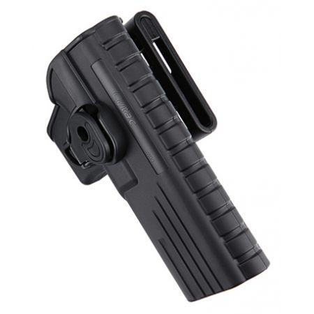 Holster Rigide CQC Réplique Glock & Gladius Cytac - Noir