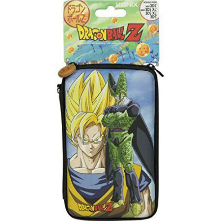 Housse DBZ Dragon Ball Z Sangoku Console Nintendo New 3Ds XL