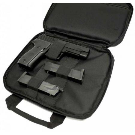 Housse De Protection et De Transport Repliques de Poing (2 Pistolets) Swiss Arms - 604055
