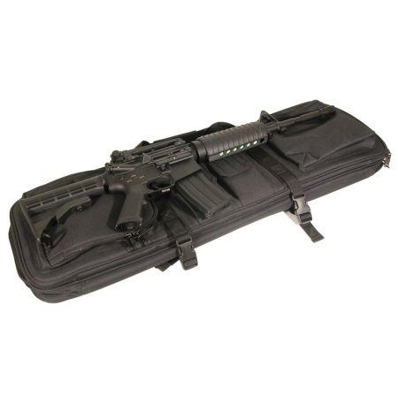 Housse de Transport Sac à Dos Extensible (85 à 120)x30cm Noire - 604061