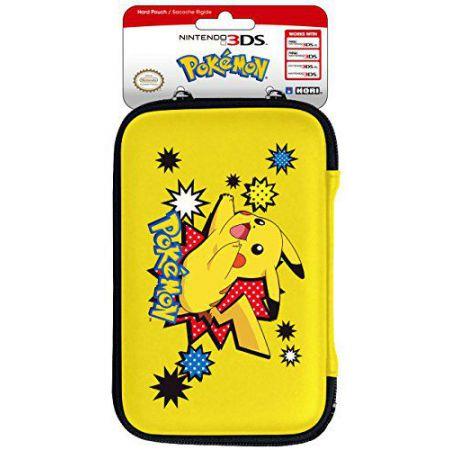 Housse Protection Sacoche Rigide Pokemon Pikachu 3Ds XL & DSi XL - Officielle Nintendo Hori - 3DS-449U