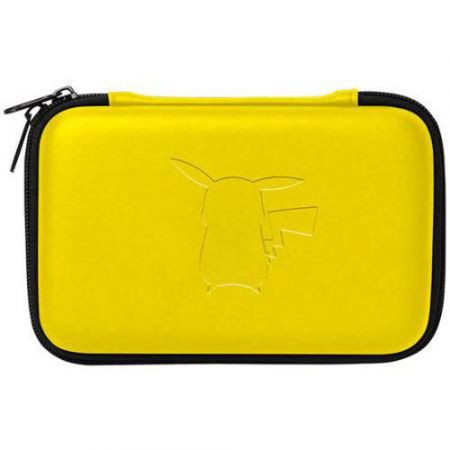 Housse protection sacoche rigide pokemon pikachu 3ds xl for Housse 3ds xl