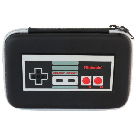 Housse Protection Sacoche Rigide Retro NES 3Ds XL & DSi XL - Officielle Nintendo Hori - 3DS-443U