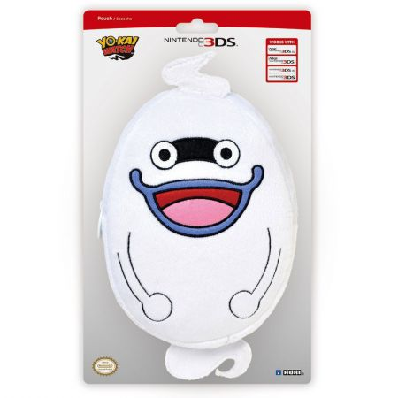 Housse Protection Sacoche Yo-Kai Watch - Whisper - Console New 3Ds XL - Hori 3DS-464E